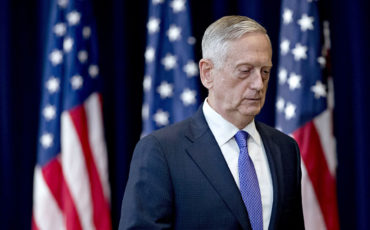 Trump's reaction over Mattis' resignation
