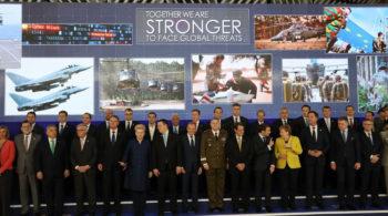 US and EU defense initiatives