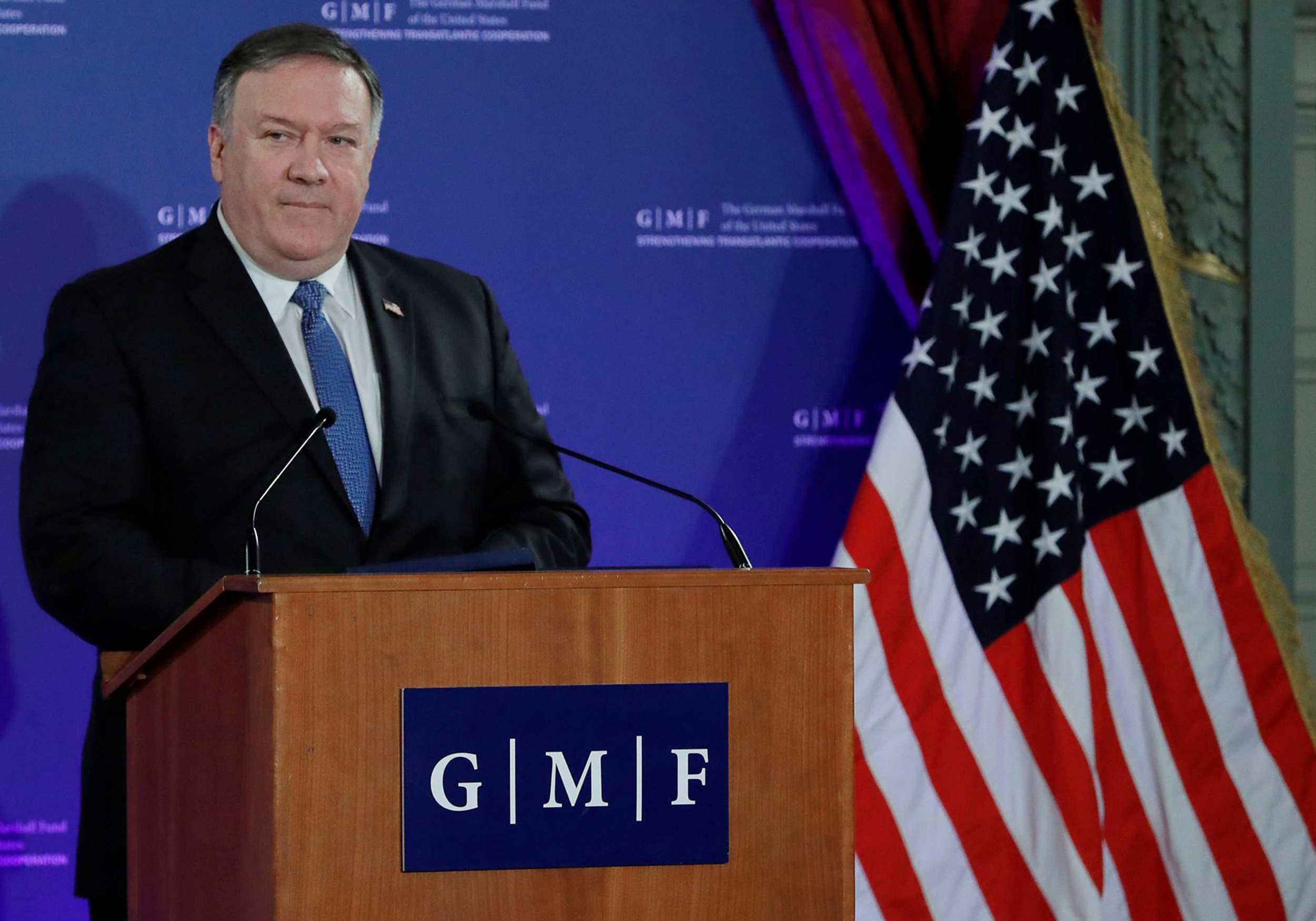 Pompeo aims opportunities 2019