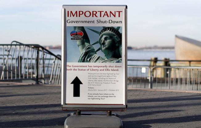 US government partial shutdown is affecting Americans