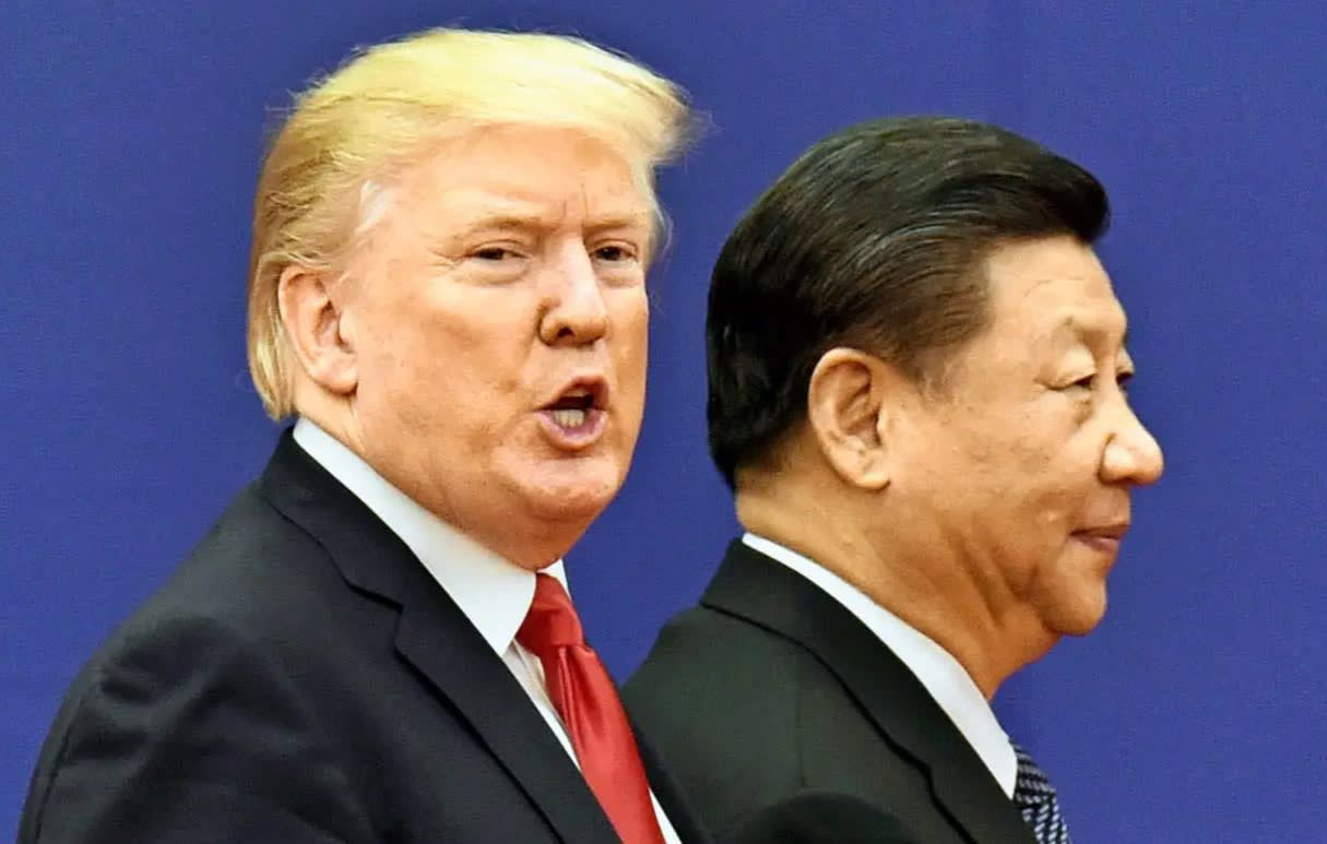 US officials to mend China for trade ease