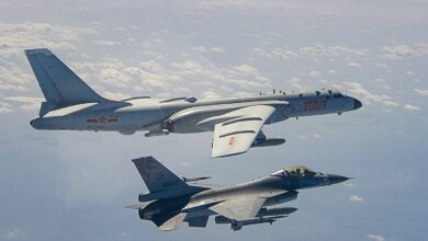 Taiwan reports enormous attack by Chinese warplanes for second day